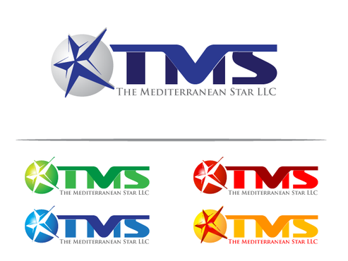The Mediterranean Star A Logo, Monogram, or Icon  Draft # 102 by creativearts