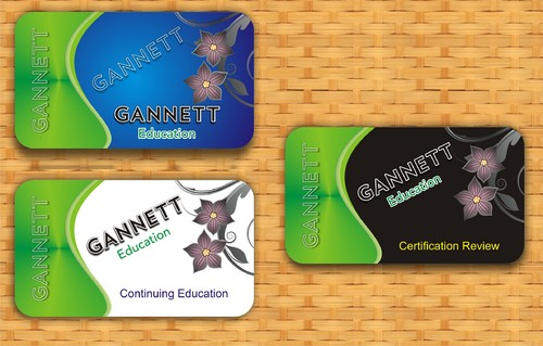 Gannett Education Business Cards and Stationery  Draft # 47 by Amanullah