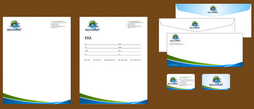 Go 2 Christ Health Ministries, Inc Business Cards and Stationery  Draft # 34 by smartinfo