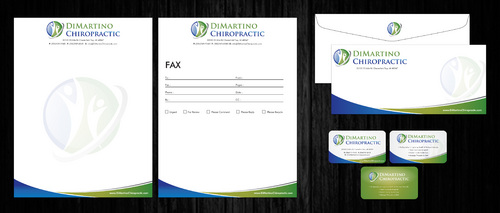 Business card, letterhead, envelope Business Cards and Stationery  Draft # 36 by smartinfo