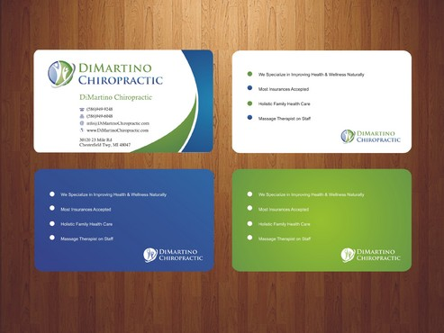 Business card, letterhead, envelope Business Cards and Stationery  Draft # 61 by momee