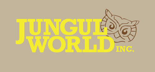 jungul world  A Logo, Monogram, or Icon  Draft # 24 by TotallyAwesomeCoffin