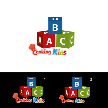 ABC Cooking Kids A Logo, Monogram, or Icon  Draft # 29 by madeli