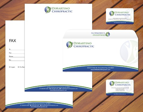 Business card, letterhead, envelope Business Cards and Stationery  Draft # 87 by smartinfo