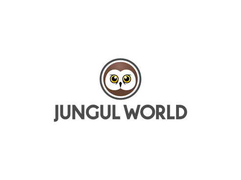 jungul world  A Logo, Monogram, or Icon  Draft # 42 by signe