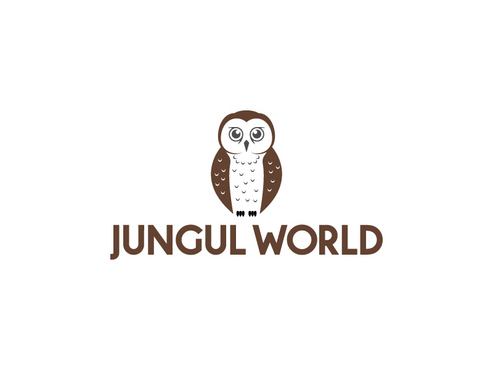jungul world  A Logo, Monogram, or Icon  Draft # 43 by signe