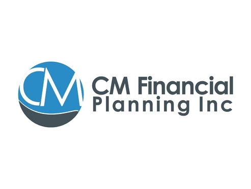 CM Financial Planning Inc. A Logo, Monogram, or Icon  Draft # 4 by Parag