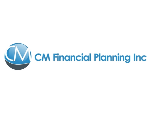 CM Financial Planning Inc. A Logo, Monogram, or Icon  Draft # 5 by Parag