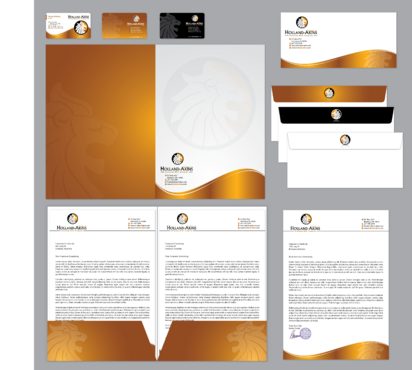 Business Cards and Office Stationery