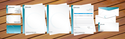 Tidewater Property Management, Inc. Business Cards and Stationery  Draft # 92 by cArnn