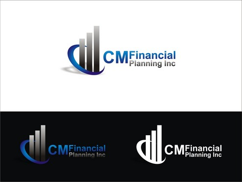 CM Financial Planning Inc. A Logo, Monogram, or Icon  Draft # 19 by sweetenemy