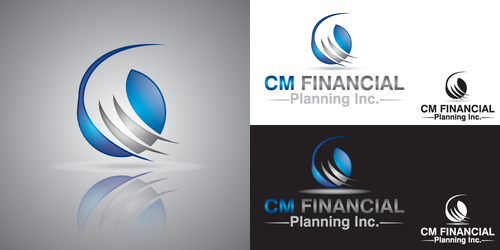 CM Financial Planning Inc. A Logo, Monogram, or Icon  Draft # 23 by Crystal