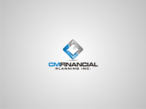 CM Financial Planning Inc. A Logo, Monogram, or Icon  Draft # 26 by TrueLove