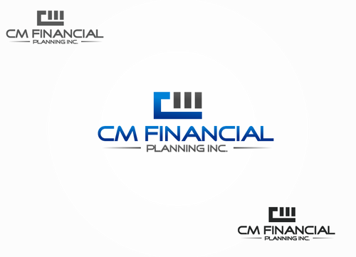 CM Financial Planning Inc. A Logo, Monogram, or Icon  Draft # 30 by soona
