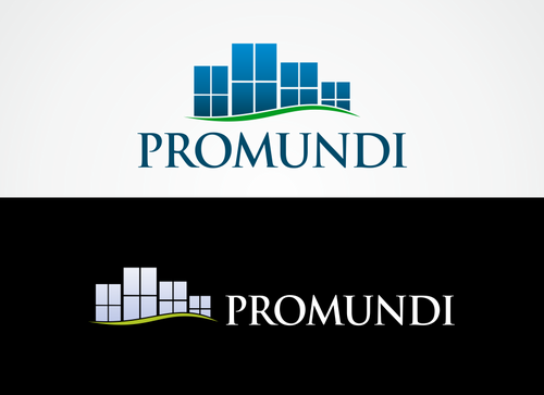 Promundi A Logo, Monogram, or Icon  Draft # 33 by seedesign
