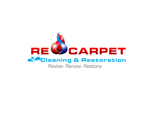 RE Carpet Cleaning & Restoration A Logo, Monogram, or Icon  Draft # 1 by noliebox
