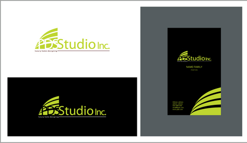 PDS Studio Inc. A Logo, Monogram, or Icon  Draft # 78 by nany76