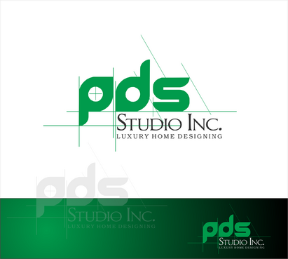 PDS Studio Inc. A Logo, Monogram, or Icon  Draft # 118 by BilokElegant