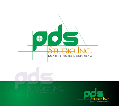PDS Studio Inc. A Logo, Monogram, or Icon  Draft # 119 by BilokElegant