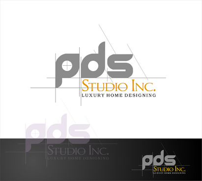 PDS Studio Inc. A Logo, Monogram, or Icon  Draft # 120 by BilokElegant