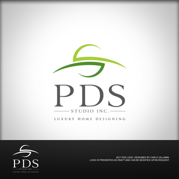 PDS Studio Inc. A Logo, Monogram, or Icon  Draft # 130 by carlovillamin