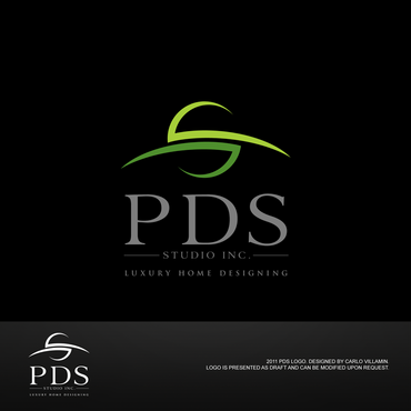 PDS Studio Inc. A Logo, Monogram, or Icon  Draft # 131 by carlovillamin