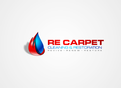 RE Carpet Cleaning & Restoration A Logo, Monogram, or Icon  Draft # 28 by nakedart
