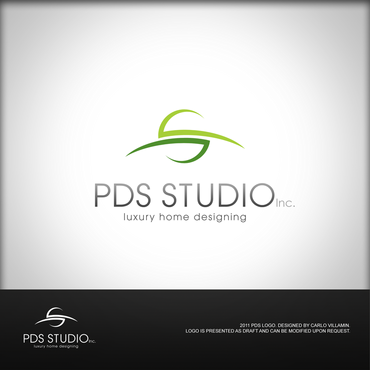 PDS Studio Inc. A Logo, Monogram, or Icon  Draft # 200 by carlovillamin