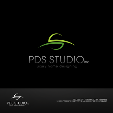 PDS Studio Inc. A Logo, Monogram, or Icon  Draft # 209 by carlovillamin