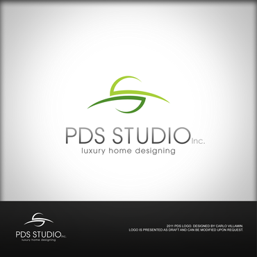PDS Studio Inc. A Logo, Monogram, or Icon  Draft # 208 by carlovillamin