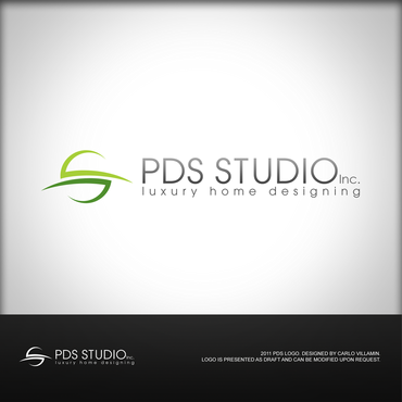 PDS Studio Inc. A Logo, Monogram, or Icon  Draft # 211 by carlovillamin