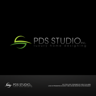 PDS Studio Inc. A Logo, Monogram, or Icon  Draft # 212 by carlovillamin