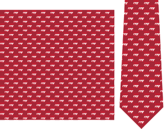 Design for Corporate Ties and Scarves