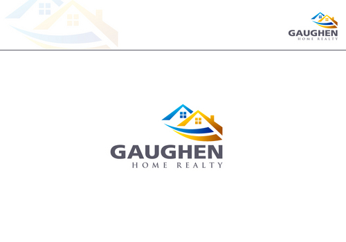Gaughen Home Realty A Logo, Monogram, or Icon  Draft # 24 by buumig