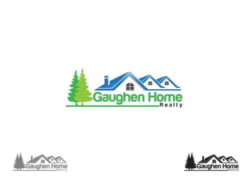Gaughen Home Realty A Logo, Monogram, or Icon  Draft # 181 by chex79