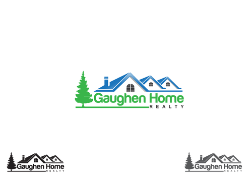 Gaughen Home Realty A Logo, Monogram, or Icon  Draft # 182 by chex79
