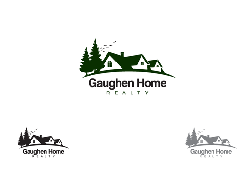 Gaughen Home Realty A Logo, Monogram, or Icon  Draft # 317 by chex79