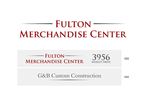 Fulton Merchandise Center