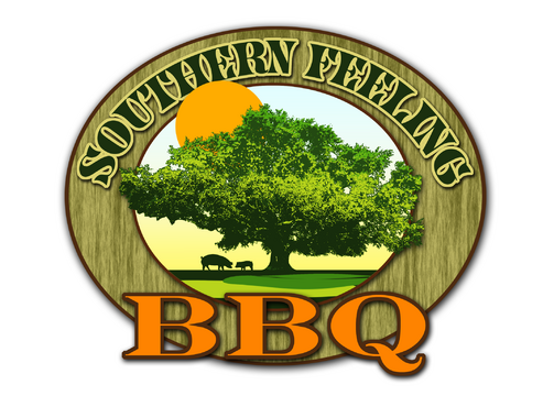 Southern Feeling BBQ  A Logo, Monogram, or Icon  Draft # 26 by dannymcgill