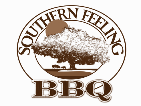 Southern Feeling BBQ  A Logo, Monogram, or Icon  Draft # 45 by dannymcgill