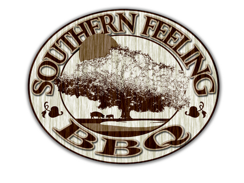 Southern Feeling BBQ  A Logo, Monogram, or Icon  Draft # 47 by dannymcgill