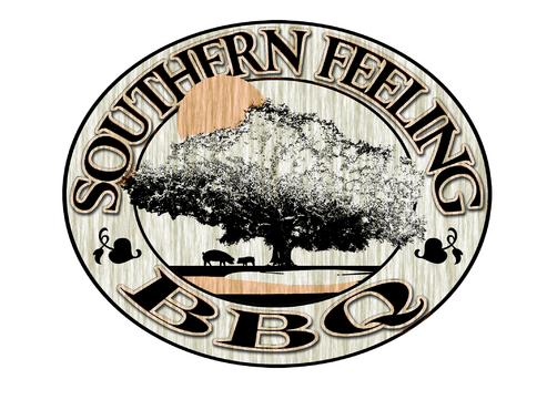 Southern Feeling BBQ  A Logo, Monogram, or Icon  Draft # 57 by dannymcgill