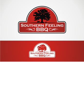 Southern Feeling BBQ  A Logo, Monogram, or Icon  Draft # 60 by alpino