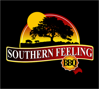 Southern Feeling BBQ  A Logo, Monogram, or Icon  Draft # 68 by dannymcgill