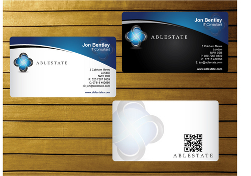 IT Consulting Business Cards and Stationery  Draft # 105 by creater