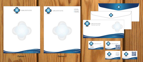 IT Consulting Business Cards and Stationery  Draft # 109 by smartinfo