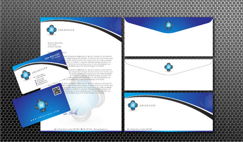 IT Consulting Business Cards and Stationery  Draft # 122 by Graph