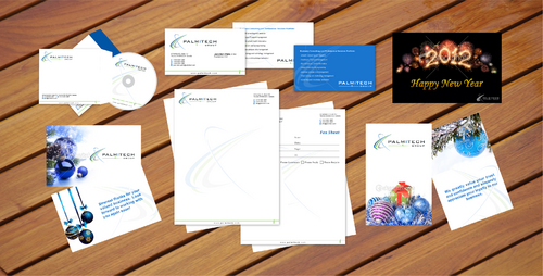 Business Cards, Letterheads, fax etc