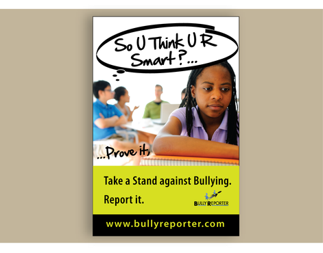 Remind kids to report Bullies on our website