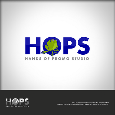 Hands On Logo Studio A Logo, Monogram, or Icon  Draft # 28 by mvillamin